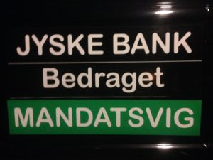 BEDRAGERI Fraud in the Danish banks by by Jyske Bank management #Bank #AnderChristianDam #Gangcrimes #Crimes #Stock #Recommendations #Rental #Property #Lejebolig #Journalist #Press - When the Danish banks deceive their customers a case of fraud in Danish banks against customers :-( :-( When the #Danish #Banks as #jyskebank are making fraud And the gang leader, Anders Dam controls the bank's fraud. :-( Anders Dam Bank's CEO refuses to quit fraud against customers - So it only shows how criminal the Danish jyske bank is. :-) Do not trust the #JyskeBank they are #Lying constantly, when the bank cheats you The fraud that is #organized through by 3 departments, and many members of the organization JYSKE BANK :-( The Danish bank jyske bank is a criminal business Follow the case in Danish law BS 99-698/2015 :-) :-) - Thanks to all of you we meet on the road. Which gives us your full support to the fight against the Danish fraud bank. JYSKE BANK :-) :-) Please ask the bank, jyske bank if we have raised a loan of DKK 4.328.000 In Danish bank nykredit. as the Jyske bank writes to their customer, who is ill after a brain bleeding - As the bank is facing Danish courts and claim is a loan behind the interest rate swap The swsp Jyske Bank itself made 16-07-2008 #Financial #News #Press #Share #Pol #Recommendation #Sale #Firesale #AndersDam #JyskeBank #ATP #PFA #MortenUlrikGade #PhilipBaruch#LES #GF #BirgitBushThuesen #LundElmerSandager #Nykredit #MetteEgholmNielsen #Loan #Fraud #CasperDamOlsen #NicolaiHansen#SørenWoergaard #AnetteKirkeby #Koncernledelse #Jyskebank #Koncernbestyrelsen #SvenBuhrkall #KurtBligaardPedersen #RinaAsmussen #PhilipBaruch #JensABorup #KeldNorup #ChristinaLykkeMunk #HaggaiKunisch #MarianneLillevang #Koncerndirektionen #AndersDam #LeifFLarsen #NielsErikJakobsen #PerSkovhus #PeterSchleidt -IMG_0918