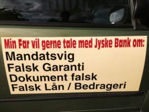 BEDRAGERI Fraud in the Danish banks by by Jyske Bank management #Bank #AnderChristianDam #Gangcrimes #Crimes #Stock #Recommendations #Rental #Property #Lejebolig #Journalist #Press - When the Danish banks deceive their customers a case of fraud in Danish banks against customers :-( :-( When the #Danish #Banks as #jyskebank are making fraud And the gang leader, Anders Dam controls the bank's fraud. :-( Anders Dam Bank's CEO refuses to quit fraud against customers - So it only shows how criminal the Danish jyske bank is. :-) Do not trust the #JyskeBank they are #Lying constantly, when the bank cheats you The fraud that is #organized through by 3 departments, and many members of the organization JYSKE BANK :-( The Danish bank jyske bank is a criminal business Follow the case in Danish law BS 99-698/2015 :-) :-) - Thanks to all of you we meet on the road. Which gives us your full support to the fight against the Danish fraud bank. JYSKE BANK :-) :-) Please ask the bank, jyske bank if we have raised a loan of DKK 4.328.000 In Danish bank nykredit. as the Jyske bank writes to their customer, who is ill after a brain bleeding - As the bank is facing Danish courts and claim is a loan behind the interest rate swap The swsp Jyske Bank itself made 16-07-2008 #Financial #News #Press #Share #Pol #Recommendation #Sale #Firesale #AndersDam #JyskeBank #ATP #PFA #MortenUlrikGade #PhilipBaruch#LES #GF #BirgitBushThuesen #LundElmerSandager #Nykredit #MetteEgholmNielsen #Loan #Fraud #CasperDamOlsen #NicolaiHansen#SørenWoergaard #AnetteKirkeby #Koncernledelse #Jyskebank #Koncernbestyrelsen #SvenBuhrkall #KurtBligaardPedersen #RinaAsmussen #PhilipBaruch #JensABorup #KeldNorup #ChristinaLykkeMunk #HaggaiKunisch #MarianneLillevang #Koncerndirektionen #AndersDam #LeifFLarsen #NielsErikJakobsen #PerSkovhus #PeterSchleidt -IMG_1003