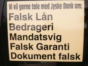 BEDRAGERI Fraud in the Danish banks by by Jyske Bank management #Bank #AnderChristianDam #Gangcrimes #Crimes #Stock #Recommendations #Rental #Property #Lejebolig #Journalist #Press - When the Danish banks deceive their customers a case of fraud in Danish banks against customers :-( :-( When the #Danish #Banks as #jyskebank are making fraud And the gang leader, Anders Dam controls the bank's fraud. :-( Anders Dam Bank's CEO refuses to quit fraud against customers - So it only shows how criminal the Danish jyske bank is. :-) Do not trust the #JyskeBank they are #Lying constantly, when the bank cheats you The fraud that is #organized through by 3 departments, and many members of the organization JYSKE BANK :-( The Danish bank jyske bank is a criminal business Follow the case in Danish law BS 99-698/2015 :-) :-) - Thanks to all of you we meet on the road. Which gives us your full support to the fight against the Danish fraud bank. JYSKE BANK :-) :-) Please ask the bank, jyske bank if we have raised a loan of DKK 4.328.000 In Danish bank nykredit. as the Jyske bank writes to their customer, who is ill after a brain bleeding - As the bank is facing Danish courts and claim is a loan behind the interest rate swap The swsp Jyske Bank itself made 16-07-2008 #Financial #News #Press #Share #Pol #Recommendation #Sale #Firesale #AndersDam #JyskeBank #ATP #PFA #MortenUlrikGade #PhilipBaruch#LES #GF #BirgitBushThuesen #LundElmerSandager #Nykredit #MetteEgholmNielsen #Loan #Fraud #CasperDamOlsen #NicolaiHansen#SørenWoergaard #AnetteKirkeby #Koncernledelse #Jyskebank #Koncernbestyrelsen #SvenBuhrkall #KurtBligaardPedersen #RinaAsmussen #PhilipBaruch #JensABorup #KeldNorup #ChristinaLykkeMunk #HaggaiKunisch #MarianneLillevang #Koncerndirektionen #AndersDam #LeifFLarsen #NielsErikJakobsen #PerSkovhus #PeterSchleidt -IMG_1005