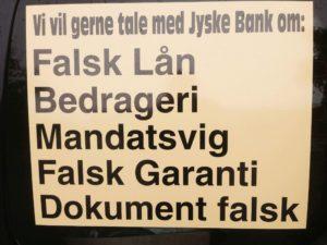 BEDRAGERI Fraud in the Danish banks by by Jyske Bank management #Bank #AnderChristianDam #Gangcrimes #Crimes #Stock #Recommendations #Rental #Property #Lejebolig #Journalist #Press - When the Danish banks deceive their customers a case of fraud in Danish banks against customers :-( :-( When the #Danish #Banks as #jyskebank are making fraud And the gang leader, Anders Dam controls the bank's fraud. :-( Anders Dam Bank's CEO refuses to quit fraud against customers - So it only shows how criminal the Danish jyske bank is. :-) Do not trust the #JyskeBank they are #Lying constantly, when the bank cheats you The fraud that is #organized through by 3 departments, and many members of the organization JYSKE BANK :-( The Danish bank jyske bank is a criminal business Follow the case in Danish law BS 99-698/2015 :-) :-) - Thanks to all of you we meet on the road. Which gives us your full support to the fight against the Danish fraud bank. JYSKE BANK :-) :-) Please ask the bank, jyske bank if we have raised a loan of DKK 4.328.000 In Danish bank nykredit. as the Jyske bank writes to their customer, who is ill after a brain bleeding - As the bank is facing Danish courts and claim is a loan behind the interest rate swap The swsp Jyske Bank itself made 16-07-2008 #Financial #News #Press #Share #Pol #Recommendation #Sale #Firesale #AndersDam #JyskeBank #ATP #PFA #MortenUlrikGade #PhilipBaruch#LES #GF #BirgitBushThuesen #LundElmerSandager #Nykredit #MetteEgholmNielsen #Loan #Fraud #CasperDamOlsen #NicolaiHansen#SørenWoergaard #AnetteKirkeby #Koncernledelse #Jyskebank #Koncernbestyrelsen #SvenBuhrkall #KurtBligaardPedersen #RinaAsmussen #PhilipBaruch #JensABorup #KeldNorup #ChristinaLykkeMunk #HaggaiKunisch #MarianneLillevang #Koncerndirektionen #AndersDam #LeifFLarsen #NielsErikJakobsen #PerSkovhus #PeterSchleidt -IMG_1005
