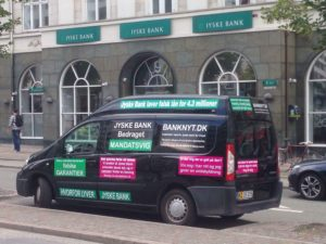 BEDRAGERI Fraud in the Danish banks by by Jyske Bank management #Bank #AnderChristianDam #Gangcrimes #Crimes #Stock #Recommendations #Rental #Property #Lejebolig #Journalist #Press - When the Danish banks deceive their customers a case of fraud in Danish banks against customers :-( :-( When the #Danish #Banks as #jyskebank are making fraud And the gang leader, Anders Dam controls the bank's fraud. :-( Anders Dam Bank's CEO refuses to quit fraud against customers - So it only shows how criminal the Danish jyske bank is. :-) Do not trust the #JyskeBank they are #Lying constantly, when the bank cheats you The fraud that is #organized through by 3 departments, and many members of the organization JYSKE BANK :-( The Danish bank jyske bank is a criminal business Follow the case in Danish law BS 99-698/2015 :-) :-) - Thanks to all of you we meet on the road. Which gives us your full support to the fight against the Danish fraud bank. JYSKE BANK :-) :-) Please ask the bank, jyske bank if we have raised a loan of DKK 4.328.000 In Danish bank nykredit. as the Jyske bank writes to their customer, who is ill after a brain bleeding - As the bank is facing Danish courts and claim is a loan behind the interest rate swap The swsp Jyske Bank itself made 16-07-2008 #Financial #News #Press #Share #Pol #Recommendation #Sale #Firesale #AndersDam #JyskeBank #ATP #PFA #MortenUlrikGade #PhilipBaruch#LES #GF #BirgitBushThuesen #LundElmerSandager #Nykredit #MetteEgholmNielsen #Loan #Fraud #CasperDamOlsen #NicolaiHansen#SørenWoergaard #AnetteKirkeby #Koncernledelse #Jyskebank #Koncernbestyrelsen #SvenBuhrkall #KurtBligaardPedersen #RinaAsmussen #PhilipBaruch #JensABorup #KeldNorup #ChristinaLykkeMunk #HaggaiKunisch #MarianneLillevang #Koncerndirektionen #AndersDam #LeifFLarsen #NielsErikJakobsen #PerSkovhus #PeterSchleidt -IMG_1007