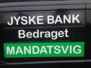 BEDRAGERI Fraud in the Danish banks by by Jyske Bank management #Bank #AnderChristianDam #Gangcrimes #Crimes #Stock #Recommendations #Rental #Property #Lejebolig #Journalist #Press - When the Danish banks deceive their customers a case of fraud in Danish banks against customers :-( :-( When the #Danish #Banks as #jyskebank are making fraud And the gang leader, Anders Dam controls the bank's fraud. :-( Anders Dam Bank's CEO refuses to quit fraud against customers - So it only shows how criminal the Danish jyske bank is. :-) Do not trust the #JyskeBank they are #Lying constantly, when the bank cheats you The fraud that is #organized through by 3 departments, and many members of the organization JYSKE BANK :-( The Danish bank jyske bank is a criminal business Follow the case in Danish law BS 99-698/2015 :-) :-) - Thanks to all of you we meet on the road. Which gives us your full support to the fight against the Danish fraud bank. JYSKE BANK :-) :-) Please ask the bank, jyske bank if we have raised a loan of DKK 4.328.000 In Danish bank nykredit. as the Jyske bank writes to their customer, who is ill after a brain bleeding - As the bank is facing Danish courts and claim is a loan behind the interest rate swap The swsp Jyske Bank itself made 16-07-2008 #Financial #News #Press #Share #Pol #Recommendation #Sale #Firesale #AndersDam #JyskeBank #ATP #PFA #MortenUlrikGade #PhilipBaruch#LES #GF #BirgitBushThuesen #LundElmerSandager #Nykredit #MetteEgholmNielsen #Loan #Fraud #CasperDamOlsen #NicolaiHansen#SørenWoergaard #AnetteKirkeby #Koncernledelse #Jyskebank #Koncernbestyrelsen #SvenBuhrkall #KurtBligaardPedersen #RinaAsmussen #PhilipBaruch #JensABorup #KeldNorup #ChristinaLykkeMunk #HaggaiKunisch #MarianneLillevang #Koncerndirektionen #AndersDam #LeifFLarsen #NielsErikJakobsen #PerSkovhus #PeterSchleidt -IMG_1088