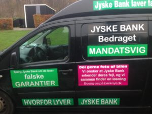 BEDRAGERI Fraud in the Danish banks by by Jyske Bank management #Bank #AnderChristianDam #Gangcrimes #Crimes #Stock #Recommendations #Rental #Property #Lejebolig #Journalist #Press - When the Danish banks deceive their customers a case of fraud in Danish banks against customers :-( :-( When the #Danish #Banks as #jyskebank are making fraud And the gang leader, Anders Dam controls the bank's fraud. :-( Anders Dam Bank's CEO refuses to quit fraud against customers - So it only shows how criminal the Danish jyske bank is. :-) Do not trust the #JyskeBank they are #Lying constantly, when the bank cheats you The fraud that is #organized through by 3 departments, and many members of the organization JYSKE BANK :-( The Danish bank jyske bank is a criminal business Follow the case in Danish law BS 99-698/2015 :-) :-) - Thanks to all of you we meet on the road. Which gives us your full support to the fight against the Danish fraud bank. JYSKE BANK :-) :-) Please ask the bank, jyske bank if we have raised a loan of DKK 4.328.000 In Danish bank nykredit. as the Jyske bank writes to their customer, who is ill after a brain bleeding - As the bank is facing Danish courts and claim is a loan behind the interest rate swap The swsp Jyske Bank itself made 16-07-2008 #Financial #News #Press #Share #Pol #Recommendation #Sale #Firesale #AndersDam #JyskeBank #ATP #PFA #MortenUlrikGade #PhilipBaruch#LES #GF #BirgitBushThuesen #LundElmerSandager #Nykredit #MetteEgholmNielsen #Loan #Fraud #CasperDamOlsen #NicolaiHansen#SørenWoergaard #AnetteKirkeby #Koncernledelse #Jyskebank #Koncernbestyrelsen #SvenBuhrkall #KurtBligaardPedersen #RinaAsmussen #PhilipBaruch #JensABorup #KeldNorup #ChristinaLykkeMunk #HaggaiKunisch #MarianneLillevang #Koncerndirektionen #AndersDam #LeifFLarsen #NielsErikJakobsen #PerSkovhus #PeterSchleidt -IMG_1092
