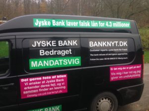 BEDRAGERI Fraud in the Danish banks by by Jyske Bank management #Bank #AnderChristianDam #Gangcrimes #Crimes #Stock #Recommendations #Rental #Property #Lejebolig #Journalist #Press - When the Danish banks deceive their customers a case of fraud in Danish banks against customers :-( :-( When the #Danish #Banks as #jyskebank are making fraud And the gang leader, Anders Dam controls the bank's fraud. :-( Anders Dam Bank's CEO refuses to quit fraud against customers - So it only shows how criminal the Danish jyske bank is. :-) Do not trust the #JyskeBank they are #Lying constantly, when the bank cheats you The fraud that is #organized through by 3 departments, and many members of the organization JYSKE BANK :-( The Danish bank jyske bank is a criminal business Follow the case in Danish law BS 99-698/2015 :-) :-) - Thanks to all of you we meet on the road. Which gives us your full support to the fight against the Danish fraud bank. JYSKE BANK :-) :-) Please ask the bank, jyske bank if we have raised a loan of DKK 4.328.000 In Danish bank nykredit. as the Jyske bank writes to their customer, who is ill after a brain bleeding - As the bank is facing Danish courts and claim is a loan behind the interest rate swap The swsp Jyske Bank itself made 16-07-2008 #Financial #News #Press #Share #Pol #Recommendation #Sale #Firesale #AndersDam #JyskeBank #ATP #PFA #MortenUlrikGade #PhilipBaruch#LES #GF #BirgitBushThuesen #LundElmerSandager #Nykredit #MetteEgholmNielsen #Loan #Fraud #CasperDamOlsen #NicolaiHansen#SørenWoergaard #AnetteKirkeby #Koncernledelse #Jyskebank #Koncernbestyrelsen #SvenBuhrkall #KurtBligaardPedersen #RinaAsmussen #PhilipBaruch #JensABorup #KeldNorup #ChristinaLykkeMunk #HaggaiKunisch #MarianneLillevang #Koncerndirektionen #AndersDam #LeifFLarsen #NielsErikJakobsen #PerSkovhus #PeterSchleidt -IMG_1093