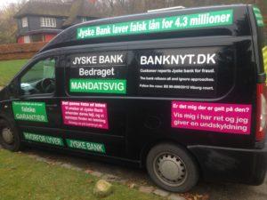 BEDRAGERI Fraud in the Danish banks by by Jyske Bank management #Bank #AnderChristianDam #Gangcrimes #Crimes #Stock #Recommendations #Rental #Property #Lejebolig #Journalist #Press - When the Danish banks deceive their customers a case of fraud in Danish banks against customers :-( :-( When the #Danish #Banks as #jyskebank are making fraud And the gang leader, Anders Dam controls the bank's fraud. :-( Anders Dam Bank's CEO refuses to quit fraud against customers - So it only shows how criminal the Danish jyske bank is. :-) Do not trust the #JyskeBank they are #Lying constantly, when the bank cheats you The fraud that is #organized through by 3 departments, and many members of the organization JYSKE BANK :-( The Danish bank jyske bank is a criminal business Follow the case in Danish law BS 99-698/2015 :-) :-) - Thanks to all of you we meet on the road. Which gives us your full support to the fight against the Danish fraud bank. JYSKE BANK :-) :-) Please ask the bank, jyske bank if we have raised a loan of DKK 4.328.000 In Danish bank nykredit. as the Jyske bank writes to their customer, who is ill after a brain bleeding - As the bank is facing Danish courts and claim is a loan behind the interest rate swap The swsp Jyske Bank itself made 16-07-2008 #Financial #News #Press #Share #Pol #Recommendation #Sale #Firesale #AndersDam #JyskeBank #ATP #PFA #MortenUlrikGade #PhilipBaruch#LES #GF #BirgitBushThuesen #LundElmerSandager #Nykredit #MetteEgholmNielsen #Loan #Fraud #CasperDamOlsen #NicolaiHansen#SørenWoergaard #AnetteKirkeby #Koncernledelse #Jyskebank #Koncernbestyrelsen #SvenBuhrkall #KurtBligaardPedersen #RinaAsmussen #PhilipBaruch #JensABorup #KeldNorup #ChristinaLykkeMunk #HaggaiKunisch #MarianneLillevang #Koncerndirektionen #AndersDam #LeifFLarsen #NielsErikJakobsen #PerSkovhus #PeterSchleidt -IMG_1095