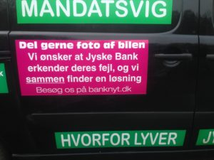 BEDRAGERI Fraud in the Danish banks by by Jyske Bank management #Bank #AnderChristianDam #Gangcrimes #Crimes #Stock #Recommendations #Rental #Property #Lejebolig #Journalist #Press - When the Danish banks deceive their customers a case of fraud in Danish banks against customers :-( :-( When the #Danish #Banks as #jyskebank are making fraud And the gang leader, Anders Dam controls the bank's fraud. :-( Anders Dam Bank's CEO refuses to quit fraud against customers - So it only shows how criminal the Danish jyske bank is. :-) Do not trust the #JyskeBank they are #Lying constantly, when the bank cheats you The fraud that is #organized through by 3 departments, and many members of the organization JYSKE BANK :-( The Danish bank jyske bank is a criminal business Follow the case in Danish law BS 99-698/2015 :-) :-) - Thanks to all of you we meet on the road. Which gives us your full support to the fight against the Danish fraud bank. JYSKE BANK :-) :-) Please ask the bank, jyske bank if we have raised a loan of DKK 4.328.000 In Danish bank nykredit. as the Jyske bank writes to their customer, who is ill after a brain bleeding - As the bank is facing Danish courts and claim is a loan behind the interest rate swap The swsp Jyske Bank itself made 16-07-2008 #Financial #News #Press #Share #Pol #Recommendation #Sale #Firesale #AndersDam #JyskeBank #ATP #PFA #MortenUlrikGade #PhilipBaruch#LES #GF #BirgitBushThuesen #LundElmerSandager #Nykredit #MetteEgholmNielsen #Loan #Fraud #CasperDamOlsen #NicolaiHansen#SørenWoergaard #AnetteKirkeby #Koncernledelse #Jyskebank #Koncernbestyrelsen #SvenBuhrkall #KurtBligaardPedersen #RinaAsmussen #PhilipBaruch #JensABorup #KeldNorup #ChristinaLykkeMunk #HaggaiKunisch #MarianneLillevang #Koncerndirektionen #AndersDam #LeifFLarsen #NielsErikJakobsen #PerSkovhus #PeterSchleidt -IMG_1099