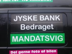 BEDRAGERI Fraud in the Danish banks by by Jyske Bank management #Bank #AnderChristianDam #Gangcrimes #Crimes #Stock #Recommendations #Rental #Property #Lejebolig #Journalist #Press - When the Danish banks deceive their customers a case of fraud in Danish banks against customers :-( :-( When the #Danish #Banks as #jyskebank are making fraud And the gang leader, Anders Dam controls the bank's fraud. :-( Anders Dam Bank's CEO refuses to quit fraud against customers - So it only shows how criminal the Danish jyske bank is. :-) Do not trust the #JyskeBank they are #Lying constantly, when the bank cheats you The fraud that is #organized through by 3 departments, and many members of the organization JYSKE BANK :-( The Danish bank jyske bank is a criminal business Follow the case in Danish law BS 99-698/2015 :-) :-) - Thanks to all of you we meet on the road. Which gives us your full support to the fight against the Danish fraud bank. JYSKE BANK :-) :-) Please ask the bank, jyske bank if we have raised a loan of DKK 4.328.000 In Danish bank nykredit. as the Jyske bank writes to their customer, who is ill after a brain bleeding - As the bank is facing Danish courts and claim is a loan behind the interest rate swap The swsp Jyske Bank itself made 16-07-2008 #Financial #News #Press #Share #Pol #Recommendation #Sale #Firesale #AndersDam #JyskeBank #ATP #PFA #MortenUlrikGade #PhilipBaruch#LES #GF #BirgitBushThuesen #LundElmerSandager #Nykredit #MetteEgholmNielsen #Loan #Fraud #CasperDamOlsen #NicolaiHansen#SørenWoergaard #AnetteKirkeby #Koncernledelse #Jyskebank #Koncernbestyrelsen #SvenBuhrkall #KurtBligaardPedersen #RinaAsmussen #PhilipBaruch #JensABorup #KeldNorup #ChristinaLykkeMunk #HaggaiKunisch #MarianneLillevang #Koncerndirektionen #AndersDam #LeifFLarsen #NielsErikJakobsen #PerSkovhus #PeterSchleidt -IMG_1102
