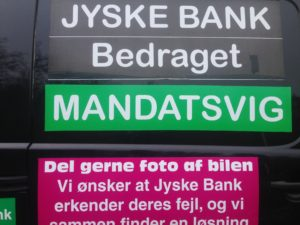 BEDRAGERI Fraud in the Danish banks by by Jyske Bank management #Bank #AnderChristianDam #Gangcrimes #Crimes #Stock #Recommendations #Rental #Property #Lejebolig #Journalist #Press - When the Danish banks deceive their customers a case of fraud in Danish banks against customers :-( :-( When the #Danish #Banks as #jyskebank are making fraud And the gang leader, Anders Dam controls the bank's fraud. :-( Anders Dam Bank's CEO refuses to quit fraud against customers - So it only shows how criminal the Danish jyske bank is. :-) Do not trust the #JyskeBank they are #Lying constantly, when the bank cheats you The fraud that is #organized through by 3 departments, and many members of the organization JYSKE BANK :-( The Danish bank jyske bank is a criminal business Follow the case in Danish law BS 99-698/2015 :-) :-) - Thanks to all of you we meet on the road. Which gives us your full support to the fight against the Danish fraud bank. JYSKE BANK :-) :-) Please ask the bank, jyske bank if we have raised a loan of DKK 4.328.000 In Danish bank nykredit. as the Jyske bank writes to their customer, who is ill after a brain bleeding - As the bank is facing Danish courts and claim is a loan behind the interest rate swap The swsp Jyske Bank itself made 16-07-2008 #Financial #News #Press #Share #Pol #Recommendation #Sale #Firesale #AndersDam #JyskeBank #ATP #PFA #MortenUlrikGade #PhilipBaruch#LES #GF #BirgitBushThuesen #LundElmerSandager #Nykredit #MetteEgholmNielsen #Loan #Fraud #CasperDamOlsen #NicolaiHansen#SørenWoergaard #AnetteKirkeby #Koncernledelse #Jyskebank #Koncernbestyrelsen #SvenBuhrkall #KurtBligaardPedersen #RinaAsmussen #PhilipBaruch #JensABorup #KeldNorup #ChristinaLykkeMunk #HaggaiKunisch #MarianneLillevang #Koncerndirektionen #AndersDam #LeifFLarsen #NielsErikJakobsen #PerSkovhus #PeterSchleidt -IMG_1103