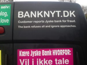 BEDRAGERI Fraud in the Danish banks by by Jyske Bank management #Bank #AnderChristianDam #Gangcrimes #Crimes #Stock #Recommendations #Rental #Property #Lejebolig #Journalist #Press - When the Danish banks deceive their customers a case of fraud in Danish banks against customers :-( :-( When the #Danish #Banks as #jyskebank are making fraud And the gang leader, Anders Dam controls the bank's fraud. :-( Anders Dam Bank's CEO refuses to quit fraud against customers - So it only shows how criminal the Danish jyske bank is. :-) Do not trust the #JyskeBank they are #Lying constantly, when the bank cheats you The fraud that is #organized through by 3 departments, and many members of the organization JYSKE BANK :-( The Danish bank jyske bank is a criminal business Follow the case in Danish law BS 99-698/2015 :-) :-) - Thanks to all of you we meet on the road. Which gives us your full support to the fight against the Danish fraud bank. JYSKE BANK :-) :-) Please ask the bank, jyske bank if we have raised a loan of DKK 4.328.000 In Danish bank nykredit. as the Jyske bank writes to their customer, who is ill after a brain bleeding - As the bank is facing Danish courts and claim is a loan behind the interest rate swap The swsp Jyske Bank itself made 16-07-2008 #Financial #News #Press #Share #Pol #Recommendation #Sale #Firesale #AndersDam #JyskeBank #ATP #PFA #MortenUlrikGade #PhilipBaruch#LES #GF #BirgitBushThuesen #LundElmerSandager #Nykredit #MetteEgholmNielsen #Loan #Fraud #CasperDamOlsen #NicolaiHansen#SørenWoergaard #AnetteKirkeby #Koncernledelse #Jyskebank #Koncernbestyrelsen #SvenBuhrkall #KurtBligaardPedersen #RinaAsmussen #PhilipBaruch #JensABorup #KeldNorup #ChristinaLykkeMunk #HaggaiKunisch #MarianneLillevang #Koncerndirektionen #AndersDam #LeifFLarsen #NielsErikJakobsen #PerSkovhus #PeterSchleidt -IMG_1110