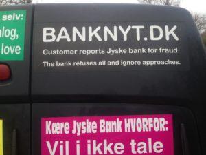 BEDRAGERI Fraud in the Danish banks by by Jyske Bank management #Bank #AnderChristianDam #Gangcrimes #Crimes #Stock #Recommendations #Rental #Property #Lejebolig #Journalist #Press - When the Danish banks deceive their customers a case of fraud in Danish banks against customers :-( :-( When the #Danish #Banks as #jyskebank are making fraud And the gang leader, Anders Dam controls the bank's fraud. :-( Anders Dam Bank's CEO refuses to quit fraud against customers - So it only shows how criminal the Danish jyske bank is. :-) Do not trust the #JyskeBank they are #Lying constantly, when the bank cheats you The fraud that is #organized through by 3 departments, and many members of the organization JYSKE BANK :-( The Danish bank jyske bank is a criminal business Follow the case in Danish law BS 99-698/2015 :-) :-) - Thanks to all of you we meet on the road. Which gives us your full support to the fight against the Danish fraud bank. JYSKE BANK :-) :-) Please ask the bank, jyske bank if we have raised a loan of DKK 4.328.000 In Danish bank nykredit. as the Jyske bank writes to their customer, who is ill after a brain bleeding - As the bank is facing Danish courts and claim is a loan behind the interest rate swap The swsp Jyske Bank itself made 16-07-2008 #Financial #News #Press #Share #Pol #Recommendation #Sale #Firesale #AndersDam #JyskeBank #ATP #PFA #MortenUlrikGade #PhilipBaruch#LES #GF #BirgitBushThuesen #LundElmerSandager #Nykredit #MetteEgholmNielsen #Loan #Fraud #CasperDamOlsen #NicolaiHansen#SørenWoergaard #AnetteKirkeby #Koncernledelse #Jyskebank #Koncernbestyrelsen #SvenBuhrkall #KurtBligaardPedersen #RinaAsmussen #PhilipBaruch #JensABorup #KeldNorup #ChristinaLykkeMunk #HaggaiKunisch #MarianneLillevang #Koncerndirektionen #AndersDam #LeifFLarsen #NielsErikJakobsen #PerSkovhus #PeterSchleidt -IMG_1110