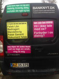 Kontakt Jyske Bank hvis du vil have ærlig rådgivning www.banknyt.dk #Danmarks store #kriminelle #virksomhed #Danske #Svindel #Bank #Jyskebank kender ikke til #hæderlighed, og #bedrager lille #virksomhed på trods af at #AndersDam og koncern ledelsen er oplyst om, at den kriminelle jyske bank bevist bedrager kunden ved #Svig og #Falsk på 10'ende år. #Ærlighed eller #Hæderlighed #Lyve #Bedrageri #Dokumentfalsk #Bedrageriske #Stjålende - BEDRAGERI Fraud in the Danish banks by by Jyske Bank management #Bank #AnderChristianDam #Gangcrimes #Crimes #Stock #Recommendations #Rental #Property #Lejebolig #Journalist #Press - When the Danish banks deceive their customers a case of fraud in Danish banks against customers :-( :-( When the #Danish #Banks as #jyskebank are making fraud And the gang leader, Anders Dam controls the bank's fraud. :-( Anders Dam Bank's CEO refuses to quit fraud against customers - So it only shows how criminal the Danish jyske bank is. :-) Do not trust the #JyskeBank they are #Lying constantly, when the bank cheats you The fraud that is #organized through by 3 departments, and many members of the organization JYSKE BANK :-( The Danish bank jyske bank is a criminal business Follow the case in Danish law BS 99-698/2015 :-) :-) - Thanks to all of you we meet on the road. Which gives us your full support to the fight against the Danish fraud bank. JYSKE BANK :-) :-) Please ask the bank, jyske bank if we have raised a loan of DKK 4.328.000 In Danish bank nykredit. as the Jyske bank writes to their customer, who is ill after a brain bleeding - As the bank is facing Danish courts and claim is a loan behind the interest rate swap The swsp Jyske Bank itself made 16-07-2008 #Financial #News #Press #Share #Pol #Recommendation #Sale #Firesale #AndersDam #JyskeBank #ATP #PFA #MortenUlrikGade #PhilipBaruch#LES #GF #BirgitBushThuesen #LundElmerSandager #Nykredit #MetteEgholmNielsen #Loan #Fraud #CasperDamOlsen #NicolaiHansen#SørenWoergaard #AnetteKirkeby #Koncernledel