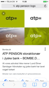 Kontakt Jyske Bank hvis du vil have ærlig rådgivning www.banknyt.dk #Danmarks store #kriminelle #virksomhed #Danske #Svindel #Bank #Jyskebank kender ikke til #hæderlighed, og #bedrager lille #virksomhed på trods af at #AndersDam og koncern ledelsen er oplyst om, at den kriminelle jyske bank bevist bedrager kunden ved #Svig og #Falsk på 10'ende år. #Ærlighed eller #Hæderlighed #Lyve #Bedrageri #Dokumentfalsk #Bedrageriske #Stjålende - BEDRAGERI Fraud in the Danish banks by by Jyske Bank management #Bank #AnderChristianDam #Gangcrimes #Crimes #Stock #Recommendations #Rental #Property #Lejebolig #Journalist #Press - When the Danish banks deceive their customers a case of fraud in Danish banks against customers :-( :-( When the #Danish #Banks as #jyskebank are making fraud And the gang leader, Anders Dam controls the bank's fraud. :-( Anders Dam Bank's CEO refuses to quit fraud against customers - So it only shows how criminal the Danish jyske bank is. :-) Do not trust the #JyskeBank they are #Lying constantly, when the bank cheats you The fraud that is #organized through by 3 departments, and many members of the organization JYSKE BANK :-( The Danish bank jyske bank is a criminal business Follow the case in Danish law BS 99-698/2015 :-) :-) - Thanks to all of you we meet on the road. Which gives us your full support to the fight against the Danish fraud bank. JYSKE BANK :-) :-) Please ask the bank, jyske bank if we have raised a loan of DKK 4.328.000 In Danish bank nykredit. as the Jyske bank writes to their customer, who is ill after a brain bleeding - As the bank is facing Danish courts and claim is a loan behind the interest rate swap The swsp Jyske Bank itself made 16-07-2008 #Financial #News #Press #Share #Pol #Recommendation #Sale #Firesale #AndersDam #JyskeBank #ATP #PFA #MortenUlrikGade #PhilipBaruch#LES #GF #BirgitBushThuesen #LundElmerSandager #Nykredit #MetteEgholmNielsen #Loan #Fraud #CasperDamOlsen #NicolaiHansen#SørenWoergaard #AnetteKirkeby #Koncernledelse #Jyskebank #Koncernbestyrelsen #SvenBuhrkall #KurtBligaardPedersen #RinaAsmussen #PhilipBaruch #JensABorup #KeldNorup #ChristinaLykkeMunk #HaggaiKunisch #MarianneLillevang #Koncerndirektionen #AndersDam #LeifFLarsen #NielsErikJakobsen #PerSkovhus #PeterSchleidt -IMG_1301