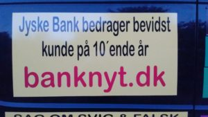 Kontakt Jyske Bank hvis du vil have ærlig rådgivning www.banknyt.dk #Danmarks store #kriminelle #virksomhed #Danske #Svindel #Bank #Jyskebank kender ikke til #hæderlighed, og #bedrager lille #virksomhed på trods af at #AndersDam og koncern ledelsen er oplyst om, at den kriminelle jyske bank bevist bedrager kunden ved #Svig og #Falsk på 10'ende år. #Ærlighed eller #Hæderlighed #Lyve #Bedrageri #Dokumentfalsk #Bedrageriske #Stjålende - BEDRAGERI Fraud in the Danish banks by by Jyske Bank management #Bank #AnderChristianDam #Gangcrimes #Crimes #Stock #Recommendations #Rental #Property #Lejebolig #Journalist #Press - When the Danish banks deceive their customers a case of fraud in Danish banks against customers :-( :-( When the #Danish #Banks as #jyskebank are making fraud And the gang leader, Anders Dam controls the bank's fraud. :-( Anders Dam Bank's CEO refuses to quit fraud against customers - So it only shows how criminal the Danish jyske bank is. :-) Do not trust the #JyskeBank they are #Lying constantly, when the bank cheats you The fraud that is #organized through by 3 departments, and many members of the organization JYSKE BANK :-( The Danish bank jyske bank is a criminal business Follow the case in Danish law BS 99-698/2015 :-) :-) - Thanks to all of you we meet on the road. Which gives us your full support to the fight against the Danish fraud bank. JYSKE BANK :-) :-) Please ask the bank, jyske bank if we have raised a loan of DKK 4.328.000 In Danish bank nykredit. as the Jyske bank writes to their customer, who is ill after a brain bleeding - As the bank is facing Danish courts and claim is a loan behind the interest rate swap The swsp Jyske Bank itself made 16-07-2008 #Financial #News #Press #Share #Pol #Recommendation #Sale #Firesale #AndersDam #JyskeBank #ATP #PFA SøgAsyl GratisFerie GratisBolig BilligBil GratisBil Lånerådgivning Musik NyeFilm #MortenUlrikGade #PhilipBaruch#LES #GF #BirgitBushThuesen #LundElmerSandager #Nykredit #MetteEgholmNielsen #Loan 