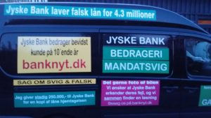 Kontakt Jyske Bank hvis du vil have ærlig rådgivning www.banknyt.dk #Danmarks store #kriminelle #virksomhed #Danske #Svindel #Bank #Jyskebank kender ikke til #hæderlighed, og #bedrager lille #virksomhed på trods af at #AndersDam og koncern ledelsen er oplyst om, at den kriminelle jyske bank bevist bedrager kunden ved #Svig og #Falsk på 10'ende år. #Ærlighed eller #Hæderlighed #Lyve #Bedrageri #Dokumentfalsk #Bedrageriske #Stjålende - BEDRAGERI Fraud in the Danish banks by by Jyske Bank management #Bank #AnderChristianDam #Gangcrimes #Crimes #Stock #Recommendations #Rental #Property #Lejebolig #Journalist #Press - When the Danish banks deceive their customers a case of fraud in Danish banks against customers :-( :-( When the #Danish #Banks as #jyskebank are making fraud And the gang leader, Anders Dam controls the bank's fraud. :-( Anders Dam Bank's CEO refuses to quit fraud against customers - So it only shows how criminal the Danish jyske bank is. :-) Do not trust the #JyskeBank they are #Lying constantly, when the bank cheats you The fraud that is #organized through by 3 departments, and many members of the organization JYSKE BANK :-( The Danish bank jyske bank is a criminal business Follow the case in Danish law BS 99-698/2015 :-) :-) - Thanks to all of you we meet on the road. Which gives us your full support to the fight against the Danish fraud bank. JYSKE BANK :-) :-) Please ask the bank, jyske bank if we have raised a loan of DKK 4.328.000 In Danish bank nykredit. as the Jyske bank writes to their customer, who is ill after a brain bleeding - As the bank is facing Danish courts and claim is a loan behind the interest rate swap The swsp Jyske Bank itself made 16-07-2008 #Financial #News #Press #Share #Pol #Recommendation #Sale #Firesale #AndersDam #JyskeBank #ATP #PFA SøgAsyl GratisFerie GratisBolig BilligBil GratisBil Lånerådgivning Musik NyeFilm #MortenUlrikGade #PhilipBaruch#LES #GF #BirgitBushThuesen #LundElmerSandager #Nykredit #MetteEgholmNielsen #Loan #Fraud #CasperDamOlsen #NicolaiHansen#SørenWoergaard #AnetteKirkeby #Koncernledelse #Jyskebank #Koncernbestyrelsen #SvenBuhrkall #KurtBligaardPedersen #RinaAsmussen #PhilipBaruch #JensABorup #KeldNorup #ChristinaLykkeMunk #HaggaiKunisch #MarianneLillevang #Koncerndirektionen #AndersDam #LeifFLarsen #NielsErikJakobsen #PerSkovhus #PeterSchleidt -IMG_20180602_220312480