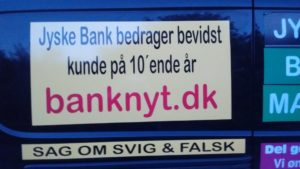 Kontakt Jyske Bank hvis du vil have ærlig rådgivning www.banknyt.dk #Danmarks store #kriminelle #virksomhed #Danske #Svindel #Bank #Jyskebank kender ikke til #hæderlighed, og #bedrager lille #virksomhed på trods af at #AndersDam og koncern ledelsen er oplyst om, at den kriminelle jyske bank bevist bedrager kunden ved #Svig og #Falsk på 10'ende år. #Ærlighed eller #Hæderlighed #Lyve #Bedrageri #Dokumentfalsk #Bedrageriske #Stjålende - BEDRAGERI Fraud in the Danish banks by by Jyske Bank management #Bank #AnderChristianDam #Gangcrimes #Crimes #Stock #Recommendations #Rental #Property #Lejebolig #Journalist #Press - When the Danish banks deceive their customers a case of fraud in Danish banks against customers :-( :-( When the #Danish #Banks as #jyskebank are making fraud And the gang leader, Anders Dam controls the bank's fraud. :-( Anders Dam Bank's CEO refuses to quit fraud against customers - So it only shows how criminal the Danish jyske bank is. :-) Do not trust the #JyskeBank they are #Lying constantly, when the bank cheats you The fraud that is #organized through by 3 departments, and many members of the organization JYSKE BANK :-( The Danish bank jyske bank is a criminal business Follow the case in Danish law BS 99-698/2015 :-) :-) - Thanks to all of you we meet on the road. Which gives us your full support to the fight against the Danish fraud bank. JYSKE BANK :-) :-) Please ask the bank, jyske bank if we have raised a loan of DKK 4.328.000 In Danish bank nykredit. as the Jyske bank writes to their customer, who is ill after a brain bleeding - As the bank is facing Danish courts and claim is a loan behind the interest rate swap The swsp Jyske Bank itself made 16-07-2008 #Financial #News #Press #Share #Pol #Recommendation #Sale #Firesale #AndersDam #JyskeBank #ATP #PFA SøgAsyl GratisFerie GratisBolig BilligBil GratisBil Lånerådgivning Musik NyeFilm #MortenUlrikGade #PhilipBaruch#LES #GF #BirgitBushThuesen #LundElmerSandager #Nykredit #MetteEgholmNielsen #Loan #Fraud #CasperDamOlsen #NicolaiHansen#SørenWoergaard #AnetteKirkeby #Koncernledelse #Jyskebank #Koncernbestyrelsen #SvenBuhrkall #KurtBligaardPedersen #RinaAsmussen #PhilipBaruch #JensABorup #KeldNorup #ChristinaLykkeMunk #HaggaiKunisch #MarianneLillevang #Koncerndirektionen #AndersDam #LeifFLarsen #NielsErikJakobsen #PerSkovhus #PeterSchleidt -IMG_20180602_220321218