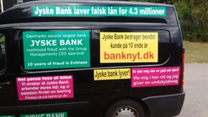 Kontakt Jyske Bank hvis du vil have dårlig og løgnagtig rådgivning www.banknyt.dk Ærlighed finder du ikke i Jyske Bank, denne bank bedrager med ledelsens viden og godkendelse #Danmarks store #kriminelle #virksomhed #Danske #Svindel #Bank #Jyskebank kender ikke til #hæderlighed, og #bedrager lille #virksomhed på trods af at #AndersDam og koncern ledelsen er oplyst om, at den kriminelle jyske bank bevist bedrager kunden ved #Svig og #Falsk på 10'ende år. #Ærlighed eller #Hæderlighed #Lyve #Bedrageri #Dokumentfalsk #Bedrageriske #Stjålende - BEDRAGERI Fraud in the Danish banks by by Jyske Bank management #Bank #AnderChristianDam #Gangcrimes #Crimes #Stock #Recommendations #Rental #Property #Lejebolig #Journalist #Press - When the Danish banks deceive their customers a case of fraud in Danish banks against customers :-( :-( When the #Danish #Banks as #jyskebank are making fraud And the gang leader, Anders Dam controls the bank's fraud. :-( Anders Dam Bank's CEO refuses to quit fraud against customers - So it only shows how criminal the Danish jyske bank is. :-) Do not trust the #JyskeBank they are #Lying constantly, when the bank cheats you The fraud that is #organized through by 3 departments, and many members of the organization JYSKE BANK :-( The Danish bank jyske bank is a criminal business Follow the case in Danish law BS 99-698/2015 :-) :-) - Thanks to all of you we meet on the road. Which gives us your full support to the fight against the Danish fraud bank. JYSKE BANK :-) :-) Please ask the bank, jyske bank if we have raised a loan of DKK 4.328.000 In Danish bank nykredit. as the Jyske bank writes to their customer, who is ill after a brain bleeding - As the bank is facing Danish courts and claim is a loan behind the interest rate swap The swsp Jyske Bank itself made 16-07-2008 #Financial #News #Press #Share #Pol #Recommendation #Sale #Firesale #AndersDam #JyskeBank #ATP #PFA #Advokat SøgAsyl GratisFerie GratisBolig BilligBil GratisBil Lånerådgivning Musik NyeFilm #MortenUlrikGade #PhilipBaruch#LES #GF #BirgitBushThuesen #LundElmerSandager #Nykredit #MetteEgholmNielsen #Loan #Fraud #CasperDamOlsen #NicolaiHansen#SørenWoergaard #AnetteKirkeby #Koncernledelse #Jyskebank #Koncernbestyrelsen #SvenBuhrkall #KurtBligaardPedersen #RinaAsmussen #PhilipBaruch #JensABorup #KeldNorup #ChristinaLykkeMunk #HaggaiKunisch #MarianneLillevang #Koncerndirektionen #AndersDam #LeifFLarsen #NielsErikJakobsen #PerSkovhus #PeterSchleidt -IMG_20180711_165127117