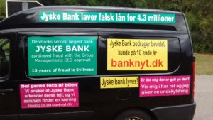 Kontakt Jyske Bank hvis du vil have dårlig og løgnagtig rådgivning www.banknyt.dk Ærlighed finder du ikke i Jyske Bank, denne bank bedrager med ledelsens viden og godkendelse #Danmarks store #kriminelle #virksomhed #Danske #Svindel #Bank #Jyskebank kender ikke til #hæderlighed, og #bedrager lille #virksomhed på trods af at #AndersDam og koncern ledelsen er oplyst om, at den kriminelle jyske bank bevist bedrager kunden ved #Svig og #Falsk på 10'ende år. #Ærlighed eller #Hæderlighed #Lyve #Bedrageri #Dokumentfalsk #Bedrageriske #Stjålende - BEDRAGERI Fraud in the Danish banks by by Jyske Bank management #Bank #AnderChristianDam #Gangcrimes #Crimes #Stock #Recommendations #Rental #Property #Lejebolig #Journalist #Press - When the Danish banks deceive their customers a case of fraud in Danish banks against customers :-( :-( When the #Danish #Banks as #jyskebank are making fraud And the gang leader, Anders Dam controls the bank's fraud. :-( Anders Dam Bank's CEO refuses to quit fraud against customers - So it only shows how criminal the Danish jyske bank is. :-) Do not trust the #JyskeBank they are #Lying constantly, when the bank cheats you The fraud that is #organized through by 3 departments, and many members of the organization JYSKE BANK :-( The Danish bank jyske bank is a criminal business Follow the case in Danish law BS 99-698/2015 :-) :-) - Thanks to all of you we meet on the road. Which gives us your full support to the fight against the Danish fraud bank. JYSKE BANK :-) :-) Please ask the bank, jyske bank if we have raised a loan of DKK 4.328.000 In Danish bank nykredit. as the Jyske bank writes to their customer, who is ill after a brain bleeding - As the bank is facing Danish courts and claim is a loan behind the interest rate swap The swsp Jyske Bank itself made 16-07-2008 #Financial #News #Press #Share #Pol #Recommendation #Sale #Firesale #AndersDam #JyskeBank #ATP #PFA #Advokat SøgAsyl GratisFerie GratisBolig BilligBil GratisBil Lånerådgivning Musik NyeFilm #MortenUlrikGade #PhilipBaruch#LES #GF #BirgitBushThuesen #LundElmerSandager #Nykredit #MetteEgholmNielsen #Loan #Fraud #CasperDamOlsen #NicolaiHansen#SørenWoergaard #AnetteKirkeby #Koncernledelse #Jyskebank #Koncernbestyrelsen #SvenBuhrkall #KurtBligaardPedersen #RinaAsmussen #PhilipBaruch #JensABorup #KeldNorup #ChristinaLykkeMunk #HaggaiKunisch #MarianneLillevang #Koncerndirektionen #AndersDam #LeifFLarsen #NielsErikJakobsen #PerSkovhus #PeterSchleidt -IMG_20180711_165133131