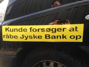 Kontakt Jyske Bank hvis du vil have ærlig rådgivning www.banknyt.dk #Danmarks store #kriminelle #virksomhed #Danske #Svindel #Bank #Jyskebank kender ikke til #hæderlighed, og #bedrager lille #virksomhed på trods af at #AndersDam og koncern ledelsen er oplyst om, at den kriminelle jyske bank bevist bedrager kunden ved #Svig og #Falsk på 10'ende år. #Ærlighed eller #Hæderlighed #Lyve #Bedrageri #Dokumentfalsk #Bedrageriske #Stjålende - BEDRAGERI Fraud in the Danish banks by by Jyske Bank management #Bank #AnderChristianDam #Gangcrimes #Crimes #Stock #Recommendations #Rental #Property #Lejebolig #Journalist #Press - When the Danish banks deceive their customers a case of fraud in Danish banks against customers :-( :-( When the #Danish #Banks as #jyskebank are making fraud And the gang leader, Anders Dam controls the bank's fraud. :-( Anders Dam Bank's CEO refuses to quit fraud against customers - So it only shows how criminal the Danish jyske bank is. :-) Do not trust the #JyskeBank they are #Lying constantly, when the bank cheats you The fraud that is #organized through by 3 departments, and many members of the organization JYSKE BANK :-( The Danish bank jyske bank is a criminal business Follow the case in Danish law BS 99-698/2015 :-) :-) - Thanks to all of you we meet on the road. Which gives us your full support to the fight against the Danish fraud bank. JYSKE BANK :-) :-) Please ask the bank, jyske bank if we have raised a loan of DKK 4.328.000 In Danish bank nykredit. as the Jyske bank writes to their customer, who is ill after a brain bleeding - As the bank is facing Danish courts and claim is a loan behind the interest rate swap The swsp Jyske Bank itself made 16-07-2008 #Financial #News #Press #Share #Pol #Recommendation #Sale #Firesale #AndersDam #JyskeBank #ATP #PFA #MortenUlrikGade #PhilipBaruch#LES #GF #BirgitBushThuesen #LundElmerSandager #Nykredit #MetteEgholmNielsen #Loan #Fraud #CasperDamOlsen #NicolaiHansen#SørenWoergaard #AnetteKirkeby #Koncernledelse #Jyskebank #Koncernbestyrelsen #SvenBuhrkall #KurtBligaardPedersen #RinaAsmussen #PhilipBaruch #JensABorup #KeldNorup #ChristinaLykkeMunk #HaggaiKunisch #MarianneLillevang #Koncerndirektionen #AndersDam #LeifFLarsen #NielsErikJakobsen #PerSkovhus #PeterSchleidt -IMG_2598