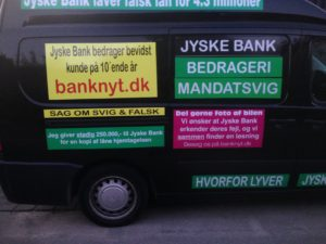 Kontakt Jyske Bank hvis du vil have ærlig rådgivning www.banknyt.dk #Danmarks store #kriminelle #virksomhed #Danske #Svindel #Bank #Jyskebank kender ikke til #hæderlighed, og #bedrager lille #virksomhed på trods af at #AndersDam og koncern ledelsen er oplyst om, at den kriminelle jyske bank bevist bedrager kunden ved #Svig og #Falsk på 10'ende år. #Ærlighed eller #Hæderlighed #Lyve #Bedrageri #Dokumentfalsk #Bedrageriske #Stjålende - BEDRAGERI Fraud in the Danish banks by by Jyske Bank management #Bank #AnderChristianDam #Gangcrimes #Crimes #Stock #Recommendations #Rental #Property #Lejebolig #Journalist #Press - When the Danish banks deceive their customers a case of fraud in Danish banks against customers :-( :-( When the #Danish #Banks as #jyskebank are making fraud And the gang leader, Anders Dam controls the bank's fraud. :-( Anders Dam Bank's CEO refuses to quit fraud against customers - So it only shows how criminal the Danish jyske bank is. :-) Do not trust the #JyskeBank they are #Lying constantly, when the bank cheats you The fraud that is #organized through by 3 departments, and many members of the organization JYSKE BANK :-( The Danish bank jyske bank is a criminal business Follow the case in Danish law BS 99-698/2015 :-) :-) - Thanks to all of you we meet on the road. Which gives us your full support to the fight against the Danish fraud bank. JYSKE BANK :-) :-) Please ask the bank, jyske bank if we have raised a loan of DKK 4.328.000 In Danish bank nykredit. as the Jyske bank writes to their customer, who is ill after a brain bleeding - As the bank is facing Danish courts and claim is a loan behind the interest rate swap The swsp Jyske Bank itself made 16-07-2008 #Financial #News #Press #Share #Pol #Recommendation #Sale #Firesale #AndersDam #JyskeBank #ATP #PFA #MortenUlrikGade #PhilipBaruch#LES #GF #BirgitBushThuesen #LundElmerSandager #Nykredit #MetteEgholmNielsen #Loan #Fraud #CasperDamOlsen #NicolaiHansen#SørenWoergaard #AnetteKirkeby #Koncernledelse #Jyskebank #Koncernbestyrelsen #SvenBuhrkall #KurtBligaardPedersen #RinaAsmussen #PhilipBaruch #JensABorup #KeldNorup #ChristinaLykkeMunk #HaggaiKunisch #MarianneLillevang #Koncerndirektionen #AndersDam #LeifFLarsen #NielsErikJakobsen #PerSkovhus #PeterSchleidt -IMG_3104