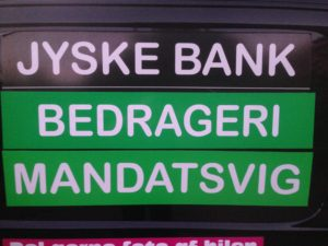 Kontakt Jyske Bank hvis du vil have ærlig rådgivning www.banknyt.dk #Danmarks store #kriminelle #virksomhed #Danske #Svindel #Bank #Jyskebank kender ikke til #hæderlighed, og #bedrager lille #virksomhed på trods af at #AndersDam og koncern ledelsen er oplyst om, at den kriminelle jyske bank bevist bedrager kunden ved #Svig og #Falsk på 10'ende år. #Ærlighed eller #Hæderlighed #Lyve #Bedrageri #Dokumentfalsk #Bedrageriske #Stjålende - BEDRAGERI Fraud in the Danish banks by by Jyske Bank management #Bank #AnderChristianDam #Gangcrimes #Crimes #Stock #Recommendations #Rental #Property #Lejebolig #Journalist #Press - When the Danish banks deceive their customers a case of fraud in Danish banks against customers :-( :-( When the #Danish #Banks as #jyskebank are making fraud And the gang leader, Anders Dam controls the bank's fraud. :-( Anders Dam Bank's CEO refuses to quit fraud against customers - So it only shows how criminal the Danish jyske bank is. :-) Do not trust the #JyskeBank they are #Lying constantly, when the bank cheats you The fraud that is #organized through by 3 departments, and many members of the organization JYSKE BANK :-( The Danish bank jyske bank is a criminal business Follow the case in Danish law BS 99-698/2015 :-) :-) - Thanks to all of you we meet on the road. Which gives us your full support to the fight against the Danish fraud bank. JYSKE BANK :-) :-) Please ask the bank, jyske bank if we have raised a loan of DKK 4.328.000 In Danish bank nykredit. as the Jyske bank writes to their customer, who is ill after a brain bleeding - As the bank is facing Danish courts and claim is a loan behind the interest rate swap The swsp Jyske Bank itself made 16-07-2008 #Financial #News #Press #Share #Pol #Recommendation #Sale #Firesale #AndersDam #JyskeBank #ATP #PFA #MortenUlrikGade #PhilipBaruch#LES #GF #BirgitBushThuesen #LundElmerSandager #Nykredit #MetteEgholmNielsen #Loan #Fraud #CasperDamOlsen #NicolaiHansen#SørenWoergaard #AnetteKirkeby #Koncernledelse #Jyskebank #Koncernbestyrelsen #SvenBuhrkall #KurtBligaardPedersen #RinaAsmussen #PhilipBaruch #JensABorup #KeldNorup #ChristinaLykkeMunk #HaggaiKunisch #MarianneLillevang #Koncerndirektionen #AndersDam #LeifFLarsen #NielsErikJakobsen #PerSkovhus #PeterSchleidt -IMG_3108