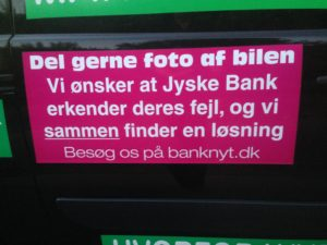 Kontakt Jyske Bank hvis du vil have ærlig rådgivning www.banknyt.dk #Danmarks store #kriminelle #virksomhed #Danske #Svindel #Bank #Jyskebank kender ikke til #hæderlighed, og #bedrager lille #virksomhed på trods af at #AndersDam og koncern ledelsen er oplyst om, at den kriminelle jyske bank bevist bedrager kunden ved #Svig og #Falsk på 10'ende år. #Ærlighed eller #Hæderlighed #Lyve #Bedrageri #Dokumentfalsk #Bedrageriske #Stjålende - BEDRAGERI Fraud in the Danish banks by by Jyske Bank management #Bank #AnderChristianDam #Gangcrimes #Crimes #Stock #Recommendations #Rental #Property #Lejebolig #Journalist #Press - When the Danish banks deceive their customers a case of fraud in Danish banks against customers :-( :-( When the #Danish #Banks as #jyskebank are making fraud And the gang leader, Anders Dam controls the bank's fraud. :-( Anders Dam Bank's CEO refuses to quit fraud against customers - So it only shows how criminal the Danish jyske bank is. :-) Do not trust the #JyskeBank they are #Lying constantly, when the bank cheats you The fraud that is #organized through by 3 departments, and many members of the organization JYSKE BANK :-( The Danish bank jyske bank is a criminal business Follow the case in Danish law BS 99-698/2015 :-) :-) - Thanks to all of you we meet on the road. Which gives us your full support to the fight against the Danish fraud bank. JYSKE BANK :-) :-) Please ask the bank, jyske bank if we have raised a loan of DKK 4.328.000 In Danish bank nykredit. as the Jyske bank writes to their customer, who is ill after a brain bleeding - As the bank is facing Danish courts and claim is a loan behind the interest rate swap The swsp Jyske Bank itself made 16-07-2008 #Financial #News #Press #Share #Pol #Recommendation #Sale #Firesale #AndersDam #JyskeBank #ATP #PFA #MortenUlrikGade #PhilipBaruch#LES #GF #BirgitBushThuesen #LundElmerSandager #Nykredit #MetteEgholmNielsen #Loan #Fraud #CasperDamOlsen #NicolaiHansen#SørenWoergaard #AnetteKirkeby #Koncernledelse #Jyskebank #Koncernbestyrelsen #SvenBuhrkall #KurtBligaardPedersen #RinaAsmussen #PhilipBaruch #JensABorup #KeldNorup #ChristinaLykkeMunk #HaggaiKunisch #MarianneLillevang #Koncerndirektionen #AndersDam #LeifFLarsen #NielsErikJakobsen #PerSkovhus #PeterSchleidt -IMG_3109