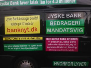 Kontakt Jyske Bank hvis du vil have ærlig rådgivning www.banknyt.dk #Danmarks store #kriminelle #virksomhed #Danske #Svindel #Bank #Jyskebank kender ikke til #hæderlighed, og #bedrager lille #virksomhed på trods af at #AndersDam og koncern ledelsen er oplyst om, at den kriminelle jyske bank bevist bedrager kunden ved #Svig og #Falsk på 10'ende år. #Ærlighed eller #Hæderlighed #Lyve #Bedrageri #Dokumentfalsk #Bedrageriske #Stjålende - BEDRAGERI Fraud in the Danish banks by by Jyske Bank management #Bank #AnderChristianDam #Gangcrimes #Crimes #Stock #Recommendations #Rental #Property #Lejebolig #Journalist #Press - When the Danish banks deceive their customers a case of fraud in Danish banks against customers :-( :-( When the #Danish #Banks as #jyskebank are making fraud And the gang leader, Anders Dam controls the bank's fraud. :-( Anders Dam Bank's CEO refuses to quit fraud against customers - So it only shows how criminal the Danish jyske bank is. :-) Do not trust the #JyskeBank they are #Lying constantly, when the bank cheats you The fraud that is #organized through by 3 departments, and many members of the organization JYSKE BANK :-( The Danish bank jyske bank is a criminal business Follow the case in Danish law BS 99-698/2015 :-) :-) - Thanks to all of you we meet on the road. Which gives us your full support to the fight against the Danish fraud bank. JYSKE BANK :-) :-) Please ask the bank, jyske bank if we have raised a loan of DKK 4.328.000 In Danish bank nykredit. as the Jyske bank writes to their customer, who is ill after a brain bleeding - As the bank is facing Danish courts and claim is a loan behind the interest rate swap The swsp Jyske Bank itself made 16-07-2008 #Financial #News #Press #Share #Pol #Recommendation #Sale #Firesale #AndersDam #JyskeBank #ATP #PFA SøgAsyl GratisFerie GratisBolig BilligBil GratisBil #MortenUlrikGade #PhilipBaruch#LES #GF #BirgitBushThuesen #LundElmerSandager #Nykredit #MetteEgholmNielsen #Loan #Fraud #CasperDamOlsen #NicolaiHansen#SørenWoergaard #AnetteKirkeby #Koncernledelse #Jyskebank #Koncernbestyrelsen #SvenBuhrkall #KurtBligaardPedersen #RinaAsmussen #PhilipBaruch #JensABorup #KeldNorup #ChristinaLykkeMunk #HaggaiKunisch #MarianneLillevang #Koncerndirektionen #AndersDam #LeifFLarsen #NielsErikJakobsen #PerSkovhus #PeterSchleidt -IMG_3251