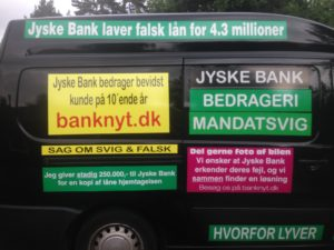 Kontakt Jyske Bank hvis du vil have ærlig rådgivning www.banknyt.dk #Danmarks store #kriminelle #virksomhed #Danske #Svindel #Bank #Jyskebank kender ikke til #hæderlighed, og #bedrager lille #virksomhed på trods af at #AndersDam og koncern ledelsen er oplyst om, at den kriminelle jyske bank bevist bedrager kunden ved #Svig og #Falsk på 10'ende år. #Ærlighed eller #Hæderlighed #Lyve #Bedrageri #Dokumentfalsk #Bedrageriske #Stjålende - BEDRAGERI Fraud in the Danish banks by by Jyske Bank management #Bank #AnderChristianDam #Gangcrimes #Crimes #Stock #Recommendations #Rental #Property #Lejebolig #Journalist #Press - When the Danish banks deceive their customers a case of fraud in Danish banks against customers :-( :-( When the #Danish #Banks as #jyskebank are making fraud And the gang leader, Anders Dam controls the bank's fraud. :-( Anders Dam Bank's CEO refuses to quit fraud against customers - So it only shows how criminal the Danish jyske bank is. :-) Do not trust the #JyskeBank they are #Lying constantly, when the bank cheats you The fraud that is #organized through by 3 departments, and many members of the organization JYSKE BANK :-( The Danish bank jyske bank is a criminal business Follow the case in Danish law BS 99-698/2015 :-) :-) - Thanks to all of you we meet on the road. Which gives us your full support to the fight against the Danish fraud bank. JYSKE BANK :-) :-) Please ask the bank, jyske bank if we have raised a loan of DKK 4.328.000 In Danish bank nykredit. as the Jyske bank writes to their customer, who is ill after a brain bleeding - As the bank is facing Danish courts and claim is a loan behind the interest rate swap The swsp Jyske Bank itself made 16-07-2008 #Financial #News #Press #Share #Pol #Recommendation #Sale #Firesale #AndersDam #JyskeBank #ATP #PFA SøgAsyl GratisFerie GratisBolig BilligBil GratisBil #MortenUlrikGade #PhilipBaruch#LES #GF #BirgitBushThuesen #LundElmerSandager #Nykredit #MetteEgholmNielsen #Loan #Fraud #CasperDamOlsen #NicolaiHansen#SørenWoergaard #AnetteKirkeby #Koncernledelse #Jyskebank #Koncernbestyrelsen #SvenBuhrkall #KurtBligaardPedersen #RinaAsmussen #PhilipBaruch #JensABorup #KeldNorup #ChristinaLykkeMunk #HaggaiKunisch #MarianneLillevang #Koncerndirektionen #AndersDam #LeifFLarsen #NielsErikJakobsen #PerSkovhus #PeterSchleidt -IMG_3253