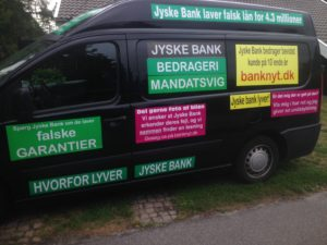 Kontakt Jyske Bank hvis du vil have ærlig rådgivning www.banknyt.dk #Danmarks store #kriminelle #virksomhed #Danske #Svindel #Bank #Jyskebank kender ikke til #hæderlighed, og #bedrager lille #virksomhed på trods af at #AndersDam og koncern ledelsen er oplyst om, at den kriminelle jyske bank bevist bedrager kunden ved #Svig og #Falsk på 10'ende år. #Ærlighed eller #Hæderlighed #Lyve #Bedrageri #Dokumentfalsk #Bedrageriske #Stjålende - BEDRAGERI Fraud in the Danish banks by by Jyske Bank management #Bank #AnderChristianDam #Gangcrimes #Crimes #Stock #Recommendations #Rental #Property #Lejebolig #Journalist #Press - When the Danish banks deceive their customers a case of fraud in Danish banks against customers :-( :-( When the #Danish #Banks as #jyskebank are making fraud And the gang leader, Anders Dam controls the bank's fraud. :-( Anders Dam Bank's CEO refuses to quit fraud against customers - So it only shows how criminal the Danish jyske bank is. :-) Do not trust the #JyskeBank they are #Lying constantly, when the bank cheats you The fraud that is #organized through by 3 departments, and many members of the organization JYSKE BANK :-( The Danish bank jyske bank is a criminal business Follow the case in Danish law BS 99-698/2015 :-) :-) - Thanks to all of you we meet on the road. Which gives us your full support to the fight against the Danish fraud bank. JYSKE BANK :-) :-) Please ask the bank, jyske bank if we have raised a loan of DKK 4.328.000 In Danish bank nykredit. as the Jyske bank writes to their customer, who is ill after a brain bleeding - As the bank is facing Danish courts and claim is a loan behind the interest rate swap The swsp Jyske Bank itself made 16-07-2008 #Financial #News #Press #Share #Pol #Recommendation #Sale #Firesale #AndersDam #JyskeBank #ATP #PFA SøgAsyl GratisFerie GratisBolig BilligBil GratisBil #MortenUlrikGade #PhilipBaruch#LES #GF #BirgitBushThuesen #LundElmerSandager #Nykredit #MetteEgholmNielsen #Loan #Fraud #CasperDamOlsen #NicolaiHansen#SørenWoergaard #AnetteKirkeby #Koncernledelse #Jyskebank #Koncernbestyrelsen #SvenBuhrkall #KurtBligaardPedersen #RinaAsmussen #PhilipBaruch #JensABorup #KeldNorup #ChristinaLykkeMunk #HaggaiKunisch #MarianneLillevang #Koncerndirektionen #AndersDam #LeifFLarsen #NielsErikJakobsen #PerSkovhus #PeterSchleidt -IMG_3257